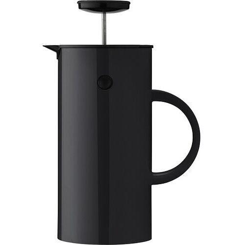 Em zaparzacz do kawy 1 l, czarny - marki Stelton