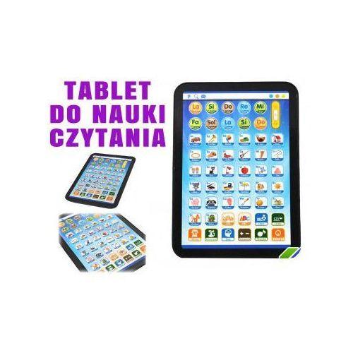 Dotykowy tablet edukacyjny ipad, do nauki czytania... (j.polski). marki J-ada