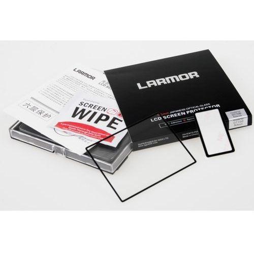 Ggs osłona lcd larmor 4g - nikon d7100 - produkt w magazynie - szybka wysyłka!