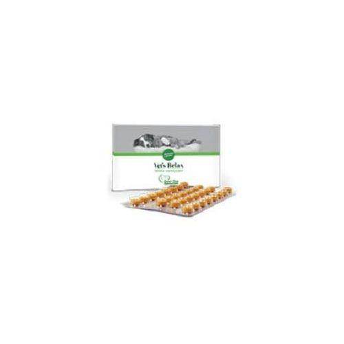 vet line vet's relax ziołowe tabletki uspokajające dla psa i kota 30szt. wyprodukowany przez Over zoo