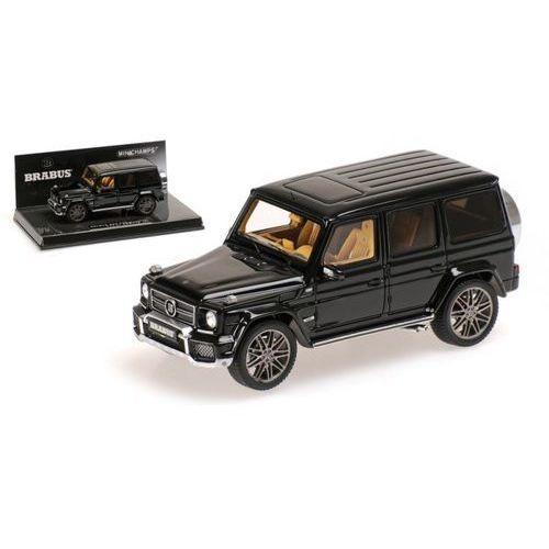 Minichamps Brabus g v12 800 2012 (black) -  (4012138118409)
