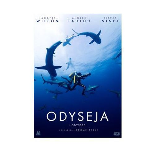 Odyseja (dvd) + książka marki Monolith