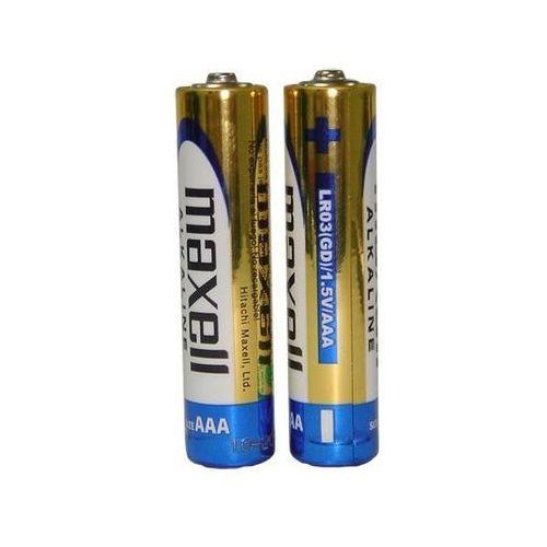 Baterie Alkaliczne MAXELL do alkomatu LR03/AAA