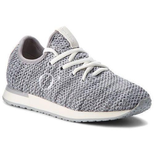 Sneakersy - 802 14473502 601 grey melange 925, Marc o'polo