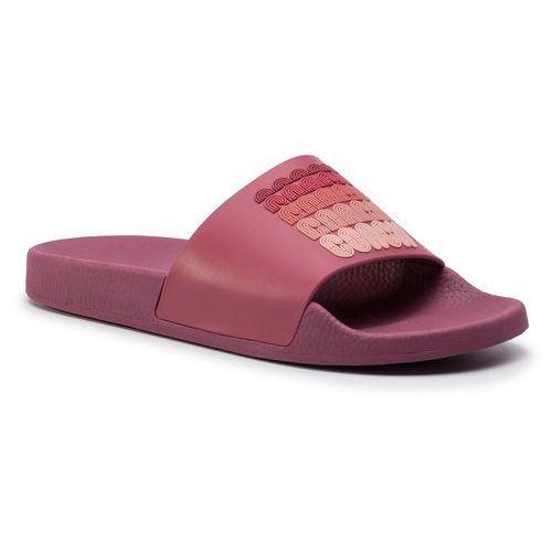 Klapki COACH - Udele Sprt Coach Prn G4056 233345 Dark Pink/Bright Cherry, w 3 rozmiarach