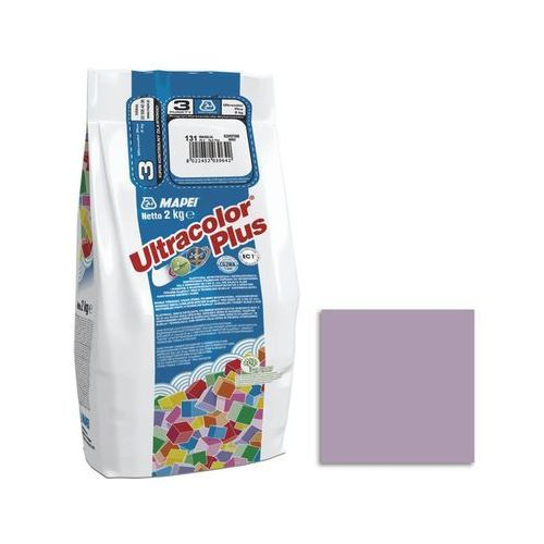 Mapei Fuga cementowa ultracolor 162 fioletowy 2 kg