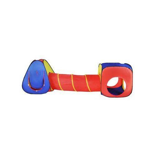 OKAZJA - 3w1!! Namiot dla Dzieci z Tunelem + Pokrowiec/Torba., 590877341544157