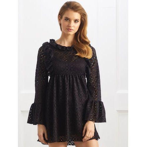 Sukienka Lottie w kolorze czarnym - sprawdź w wybranym sklepie