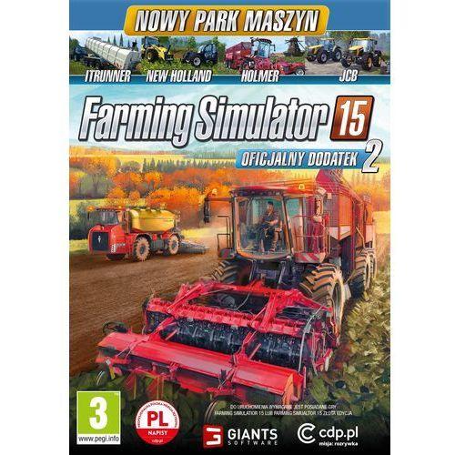 OKAZJA - Farming Simulator 2015 Dodatek 2 (PC)