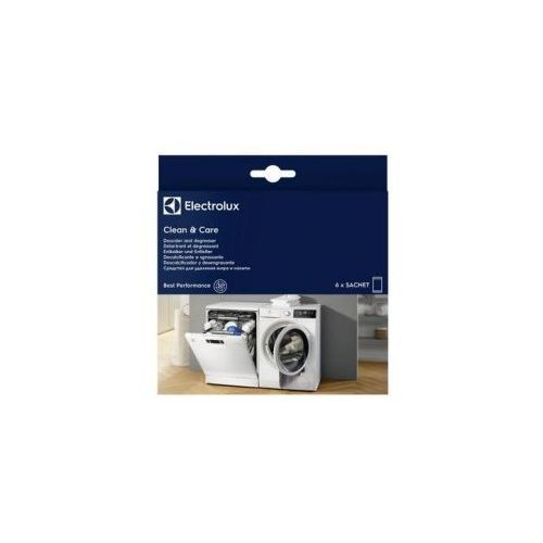 Electrolux - E6WMDW06 Clean and Care (6 saszetek)