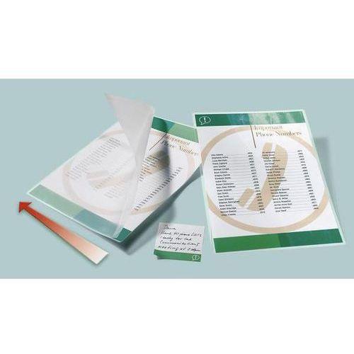 Koszulki do laminowania premium, standardowy, grubość folii 125 µm, do formatu k marki Gbc