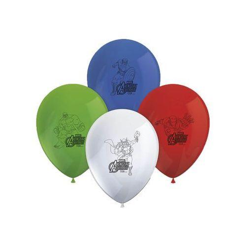 Balony lateksowe Avengers - 28 cm - 8 szt. (5201184846674)