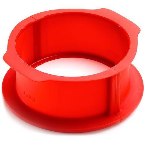 Lekue Forma do ciasta charlotte z talerzem ceramicznym duo 18cm (2412238r01m017) (8420460005353)