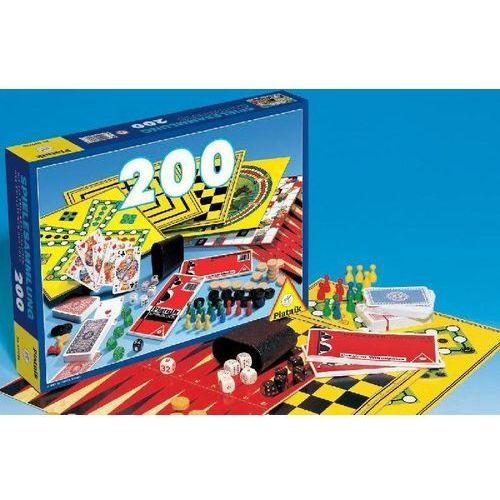 Piatnik Zestaw 200 gier (9001890630798)