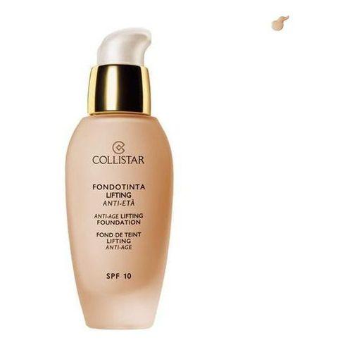 foundation anti-age lifting make-up z liftingowym efektem spf 10 odcień 2 beige sabbia 30 ml marki Collistar