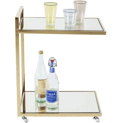 :: stolik/barek classy złoty marki Kare design