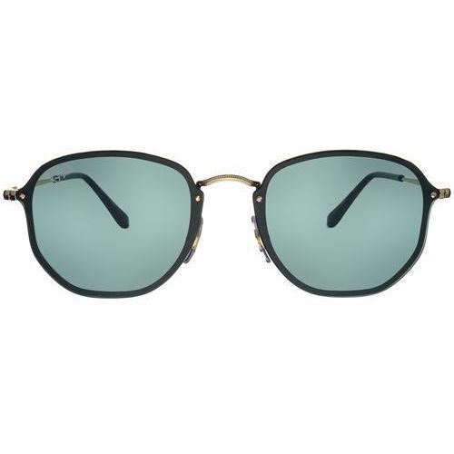 Ray-Ban RB 3579N 001/71 Okulary przeciwsłoneczne + Darmowa Dostawa i Zwrot, kolor czarny