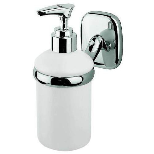 Ba-de Dozownik na mydło nova 2 chrom + duży rabat! stwórz zestaw z niższą ceną! (5907582129103)
