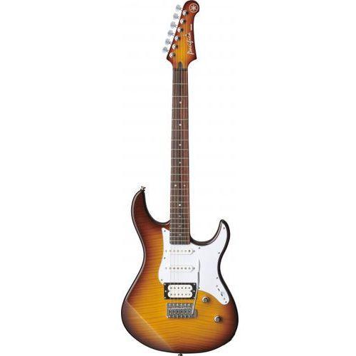 Yamaha Pacifica 212VFM TBS gitara elektryczna, PAC212-VFM-TBS