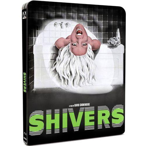 Shivers - Steelbook Edition (Includes DVD), kup u jednego z partnerów