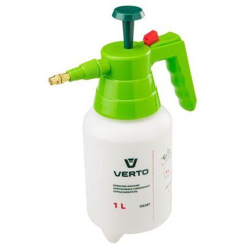Opryskiwacz 15g501 ciśnieniowy 1 l marki Verto