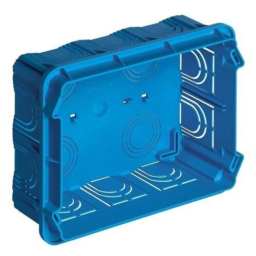 Puszka montażowa 12-14m niebieska marki Vimar