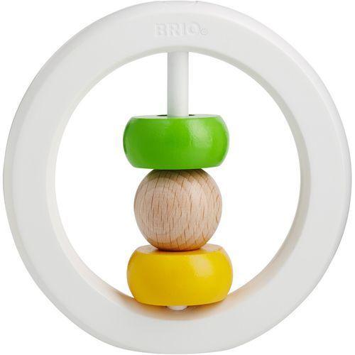 okrągły gryzak - grzechotka 6m+ 30421 marki Brio