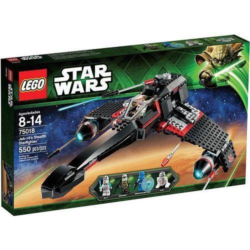 Lego STAR WARS Lego star wars 75018 jek14's stealth starfighter 75018