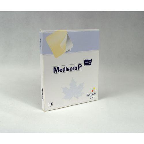 Opatr.polimerowy MEDISORB P 10 cm x 10 cm - - 1 szt., 000123-31