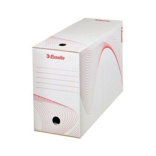 Pudło do archiwizacji ESSELTE 200 mm białe - X07635, NB-5552