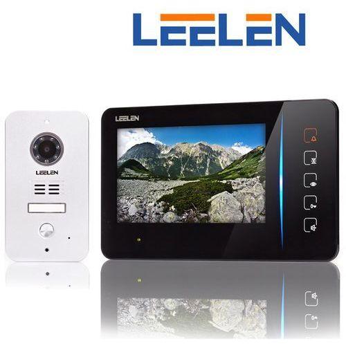 """Leelen wideodomofon 7"""" n60/no15p (podtynkowy) n60_no15p - autoryzowany partner leelen, automatyczne rabaty."""