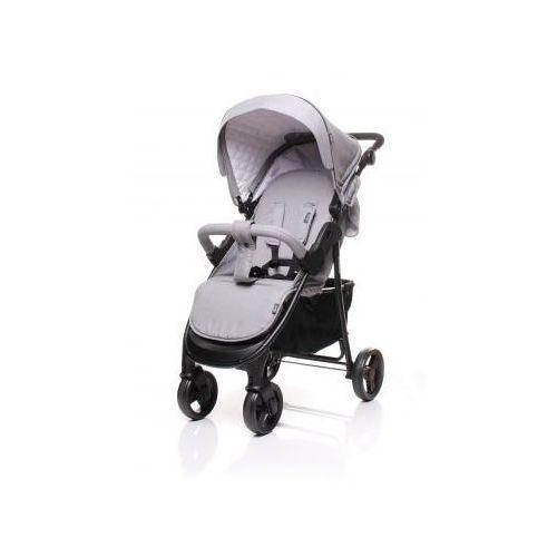 4Baby Rapid Premium kolekcja 2016 wózek dziecięcy spacerówka Light Grey - produkt z kategorii- Wózki spacerowe