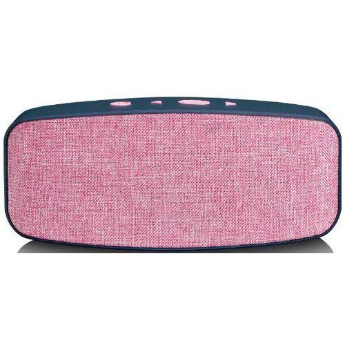 Głośnik mobilny bt-130 różowy marki Lenco