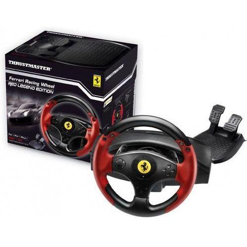Thrustmaster Kierownica ferrari racing wheel red legend edition