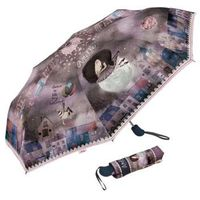 Parasolka automatyczna fioletowa marki Anekke