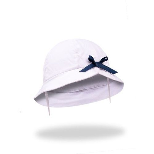 Kapelusz YO! CKA-161 White Cap Girl 48-52cm, wielokolorowy. YO!, 48-52cm