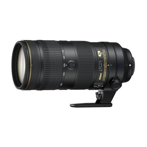 Nikon AF-S 70-200mm f/2.8E FL ED VR Nikkor - produkt w magazynie - szybka wysyłka! (0018208200634)