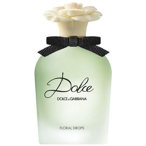 Dolce&Gabbana Dolce Floral Drops 75ml z kategorii [wody toaletowe dla kobiet]
