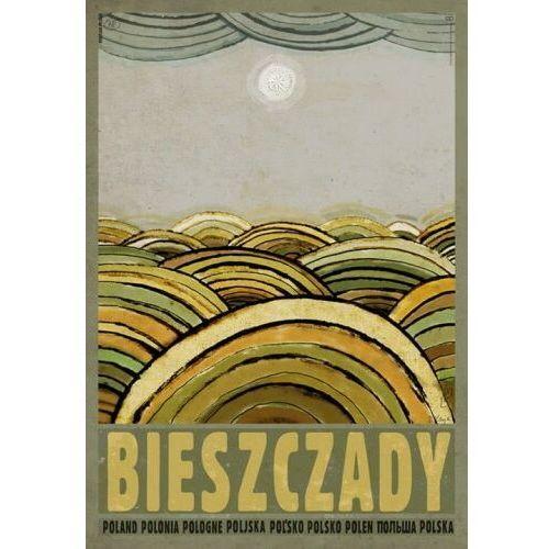 Plakat Bieszczady - Ryszard Kaja, 5106