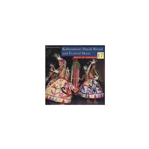 Music Of Indonesia 17 (0093074044421)