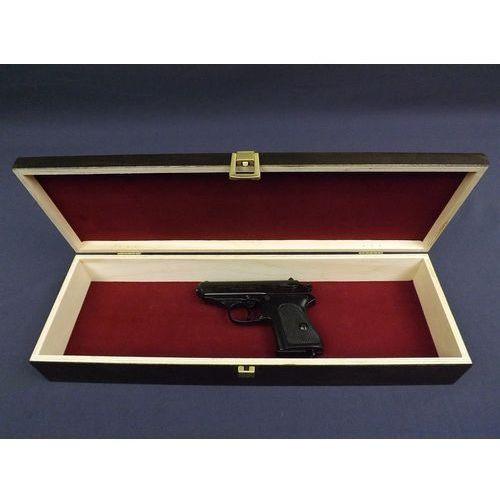 Denix sa Replika pistoletu german waffen-ssppk w pudełku denix model 1277+p01