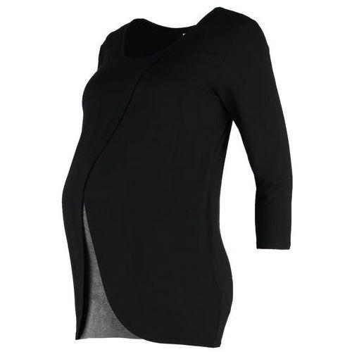Zalando Essentials Maternity Bluzka z długim rękawem black (4054788858618)