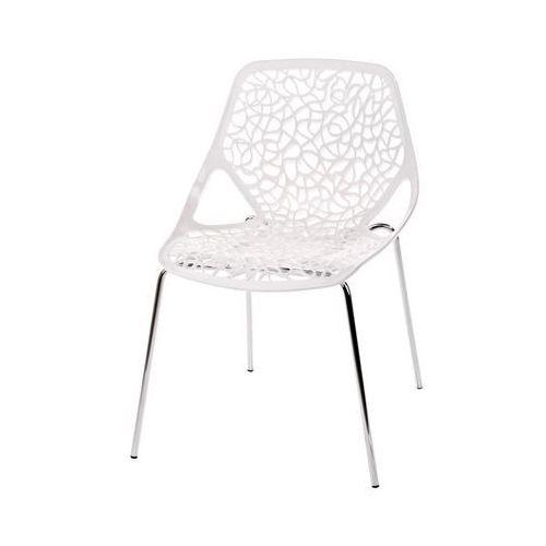 D2.design Krzesło cepelia inspirowane projektem caprice - biały