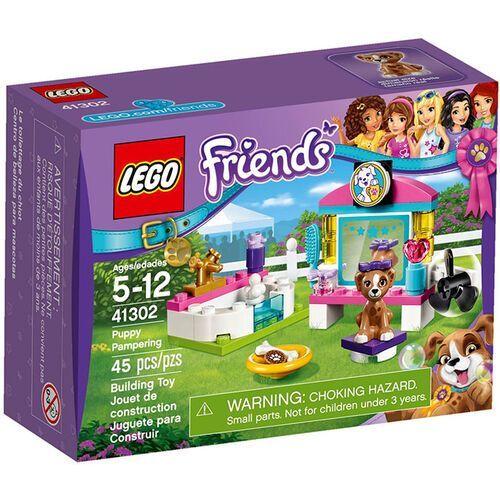 LEGO Friends, Salon piękności dla piesków, 41302. Najniższe ceny, najlepsze promocje w sklepach, opinie.