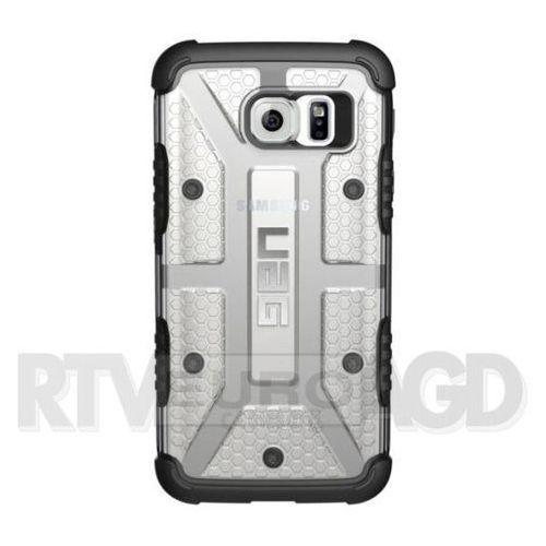 Etui UAG Composite Case do Samsung Galaxy S6 Przezroczysty z kategorii Futerały i pokrowce do telefonów