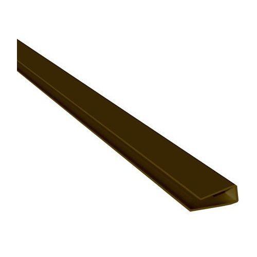 Vox Listwa boazeryjna wykończeniowa b2 2,7 m jasny brąz (5905952244166)