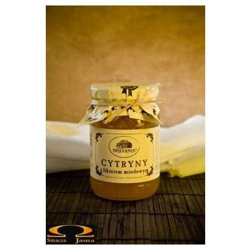 Konfitura z cytryny z likierem miodowym Spiżarnia 200g, 37785