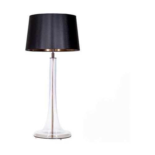 Lampa oprawa stołowa 4Concepts Lozanna 1x60W E27 czarny/miedź L214018255, L214018255