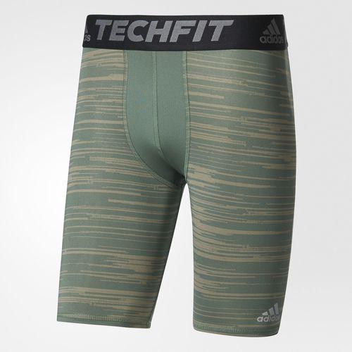 Spodenki kompresyjne Adidas Techfit Base - BK3561 (4057288831167)