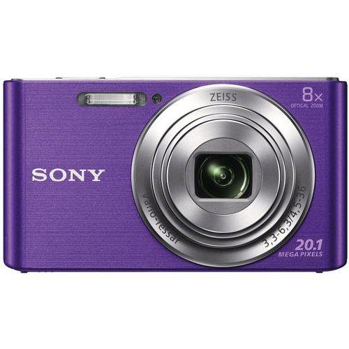 Sony Cyber-Shot DSC-W830. Najniższe ceny, najlepsze promocje w sklepach, opinie.